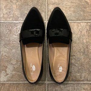 Black comfy Loafers